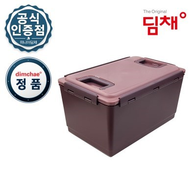 [정품] 19.0L 딤채 김치통 김치용기 김치냉장고 전용용기 WD009139