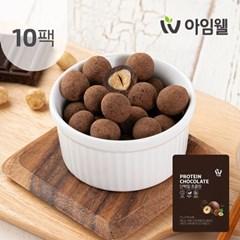 [아임웰] 단백질 초콜릿 30g 10팩
