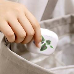 유스픽 디자인 플랜트팟 칫솔 살균기
