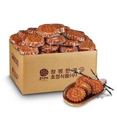 [남도장터]호정식품 찹쌀약과 3kg (약 80 개입)