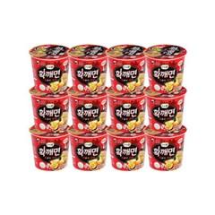 [남도장터]에이치씨 해장쌀라면 우리쌀 확깨면(73g x 12