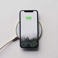 마블 인테리어 스마트폰 무선충전기 2colors_(1362928)