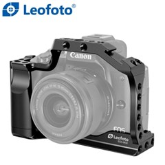 레오포토 CANON EOS M50 전용 커스텀 케이지 /K