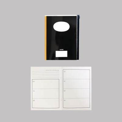 COVER NOTEBOOK -  WEEKLY
