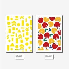 KEEERI x BFMA A4,A3 포스터 2종