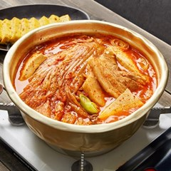 연남동 통삼겹 김치찌개 밀키트(2인)