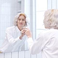 [네이버선물하기] 휘아 김희철 칫솔살균기 4P+ 생활칫솔 1팩(4P)