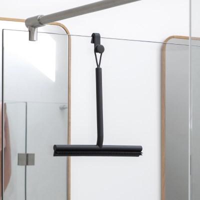 [브라반티아] 샤워스퀴지 (샤워실 물기제거기) - 다크그레이