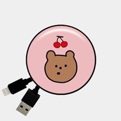 line cherry gummy [Smart Reel]