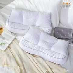 [수면공감] 우유베개 플러스 라텍스 베개커버 1개 set
