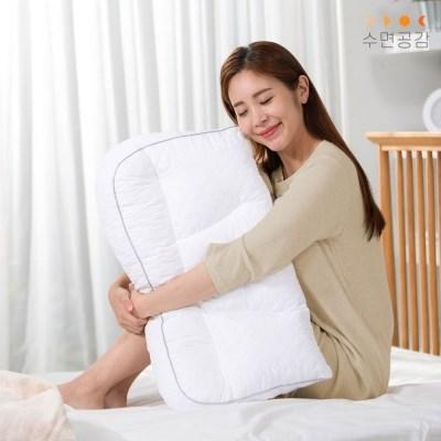[수면공감] 우유베개 플러스 기능성 경추 베개