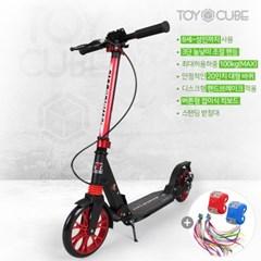 보이지도 않는 스크래치! 킥보드 & 자전거