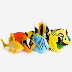 고운물 어항꾸미기 피규어 열대어 세트 (12p)_(1168189)