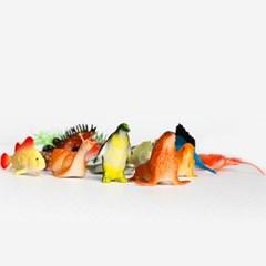 고운물 어항꾸미기 피규어 해양물고기 세트 (12p)_(1168186)