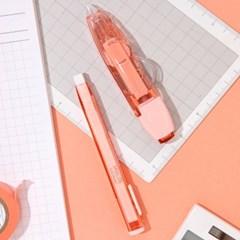 아날로그 수정테이프+ 슬라이딩 지우개 핑크에디션