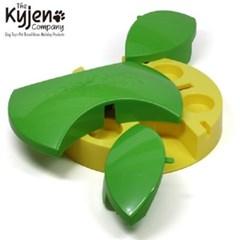 퍼즐 간식 장난감 테니스 슬라이더 강아지 장난감