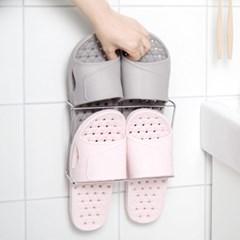 [스파이더락] 욕실화걸이2단_(2299769)