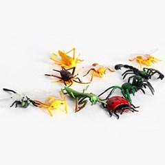 고운물 어항꾸미기 피규어 곤충 세트 (10p)_(1168180)