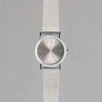 watch 004 글리터 문 메탈시계 535 여자 남자 커플 손목시계 6 color