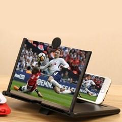 스마트폰 돋보기 3D 확대 스크린 따따블 거치대_(439391)