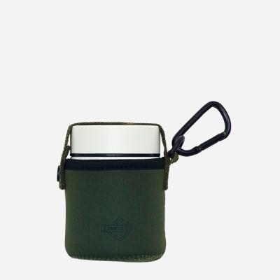 POKETLE 포켓틀 포케틀 수프 보틀 커버앤캐비너 -카키_(1609359)
