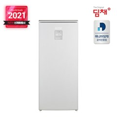 위니아딤채 EDS11EFMDWS 스탠드김치냉장고 102L