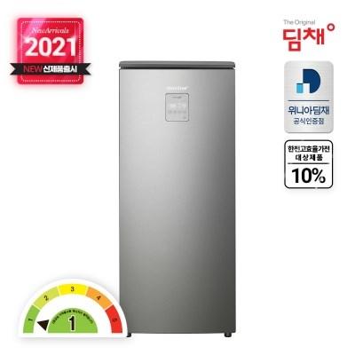 위니아딤채 21년형 EDS11EFMMS 스탠드김치냉장고 102L 1등급