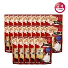 [LG유니참]미쓰보시 후레이크(참치&가다랑어) 25개