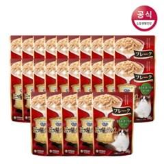 [LG유니참]미쓰보시 후레이크(닭가슴&참치&가다랑어) 25