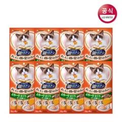 [LG유니참]긴노스푼 해피퓨레(참치&가다랑어포) 8개