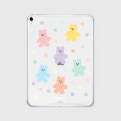 Bear friends(아이패드-투명)_(1652889)