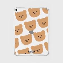 Dot big bear(아이패드-투명)_(1652884)