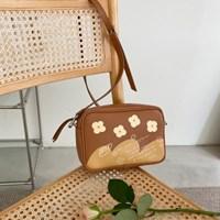 Love letter mini bag - Brown