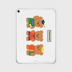 Smart bear friends(아이패드-투명)_(1652876)