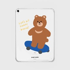 Borad bear(아이패드-투명)_(1652872)