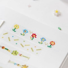 String Beads Clear Tape [Beads Garden]