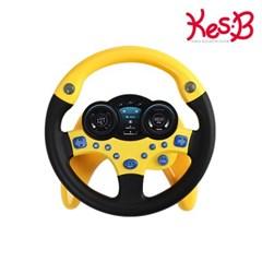 [캐스B]플레이 운전대놀이노랑(2085)