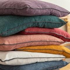 비앙코 방석커버 8colors