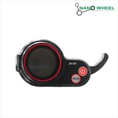 [나노휠] NQ-AIR 500W 스마트 계기판 48V (P)
