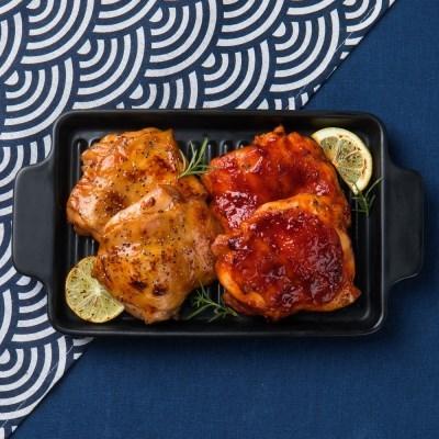 [청와식탁] 오븐닭갈비 2종