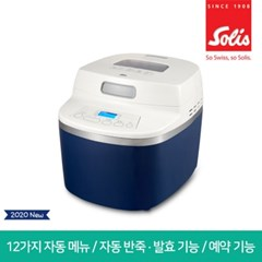 솔리스 홈베이킹 제빵기/반죽기 SBM1401