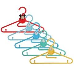 디즈니 썸썸 DIY 피규어 옷걸이 5p