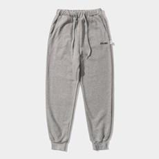 23.65 BASIC COTTON PANTS M/GREY