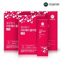 필네이처 몽모랑시 타트체리 콜라겐 젤리스틱 30포 x 3박스