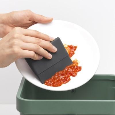 [브라반티아] 디쉬 스퀴지 (접시 설거지) 다크그레이