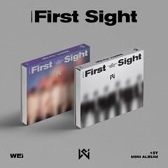 위아이(WEi) - 미니앨범 1집 [IDENTITY : First Sight] (세트)