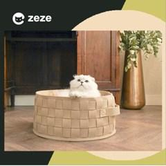 [제제코리아]zeze 스톡홀름 침대 하우스/공식총판/고양이집