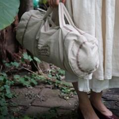 린넨 트레블백 : Linen travel bag