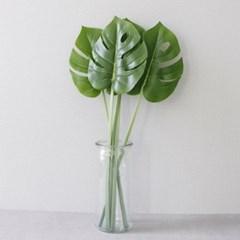 몬스테라 잎 조화1P_(3028602)
