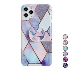 아이폰6S 대리석 패턴 스마트톡 젤리 케이스 P550_(3258782)